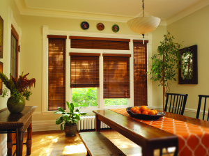 Hunter Douglas Real Wood Blinds photo