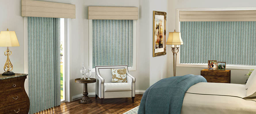Cadence Vertical Blinds