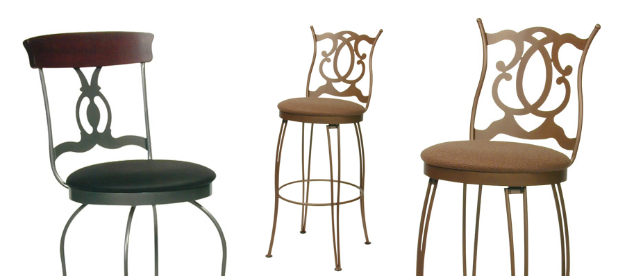 Montera and Deco stools