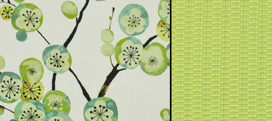Maxwell Fabrics Early Spring and Ladders