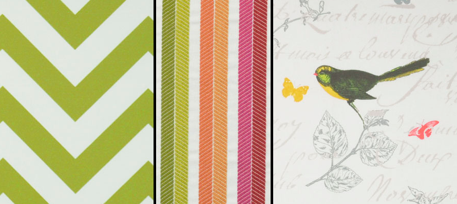 Maxwell Fabrics High Point, Transition, and Love Birds