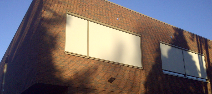 Exterior shading