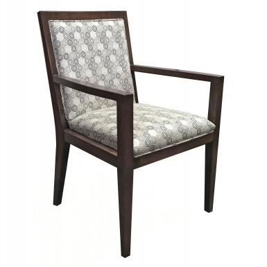 Matching side chair available (model HC774USB)