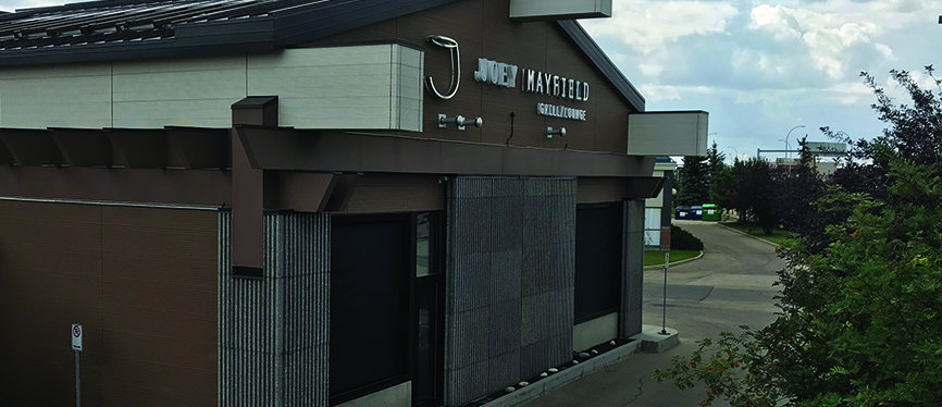 Joey's Mayfield